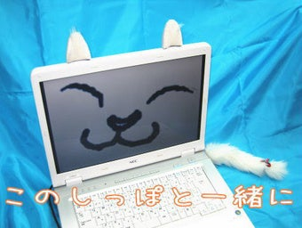 Illustration for article titled Kitten Ears USB Sticks Can Be Used In Your Cosplay Fantasies