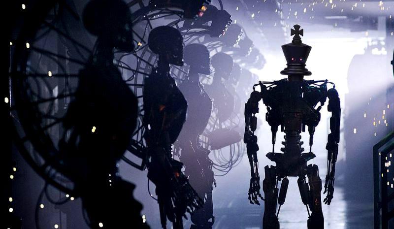 Fotograma de Terminator. Carlos Zahumenszky/Gizmodo en Español