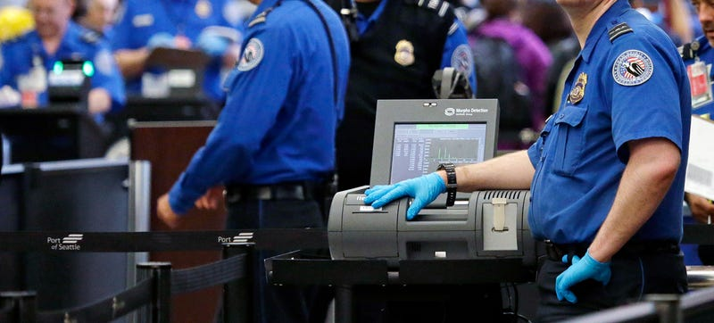 Illustration for article titled The TSA Has A 95 Percent Failure Rate For Finding Bombs And Weapons