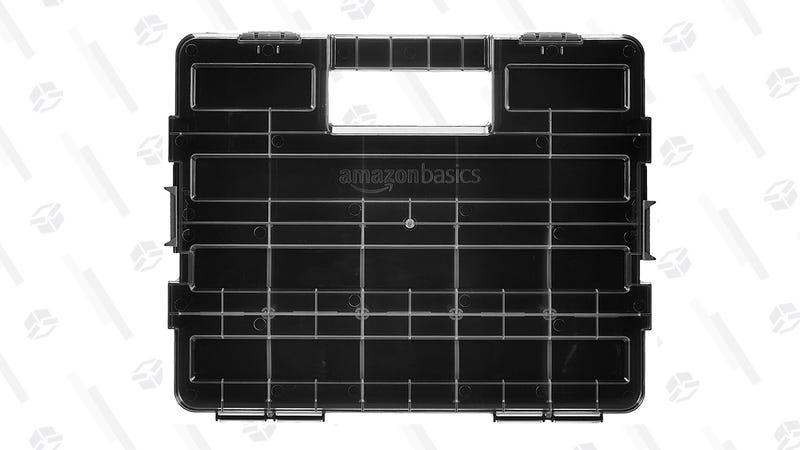 AmazonBasics Tool and Small Parts Organizer | $13 | Amazon