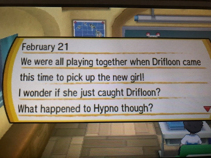 A Small, Disturbing Side Story In Ultra Pokémon Sun and Moon