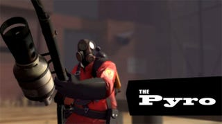 Illustration for article titled TF2's Meet the Pyro is Coming. In 2012.