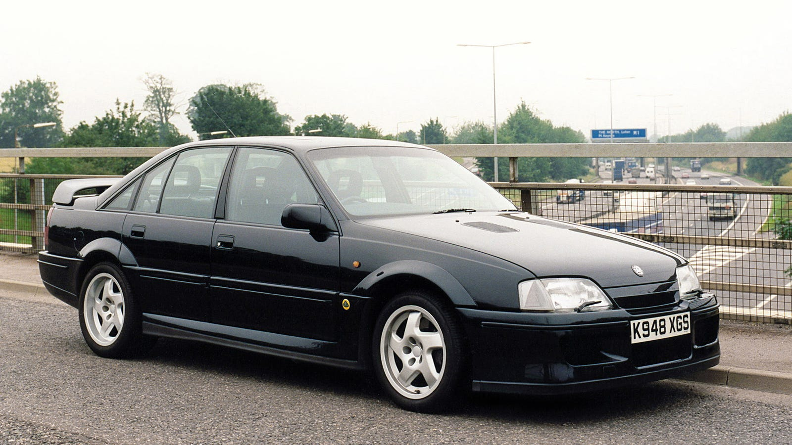 The Most Badass Sedan of the 1990s Wasn't a BMW