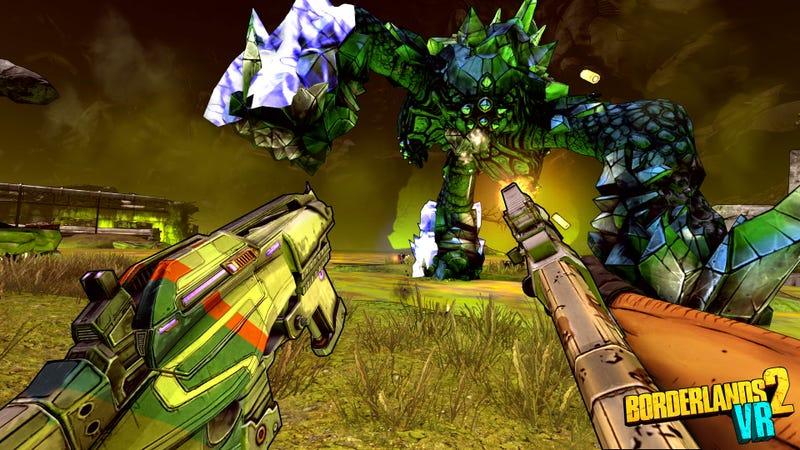 Illustration for article titled Borderlands 2 VRComing To PlayStation 4 In December