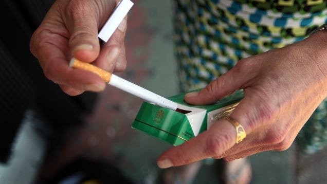 The FDA Is Reportedly Looking to Ban Menthol Cigarettes