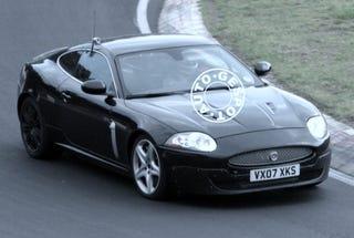 Illustration for article titled Jaguar XKR-R?
