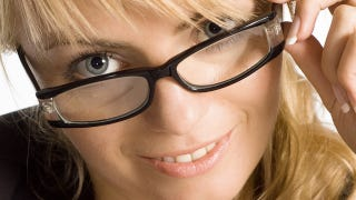 Illustration for article titled These Expression-Reading Glasses Reveal How Deeply Awkward You Truly Are