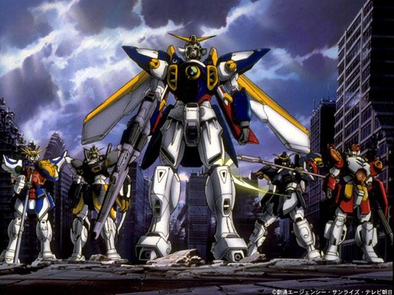 Illustration for article titled Japanese Academy to Make Gundam a Reality