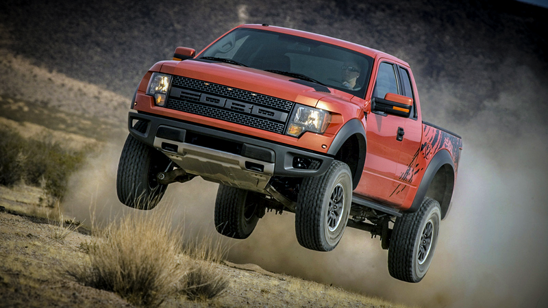 Illustration for article titled Why Buy A Ford F150 When You Can Get A Mint SVT Raptor For Way Less?