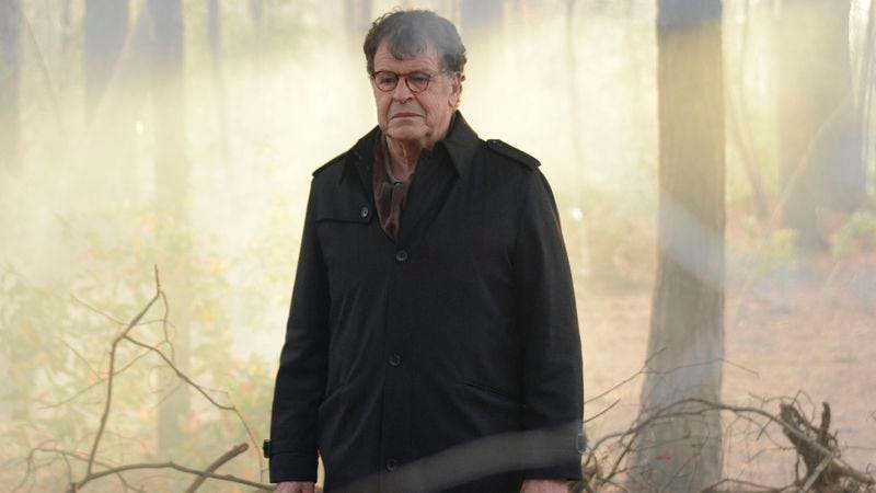 Illustration for article titled John Noble now a Sleepy Hollow regular after it's revealed that [spoiler] John Noble is awesome