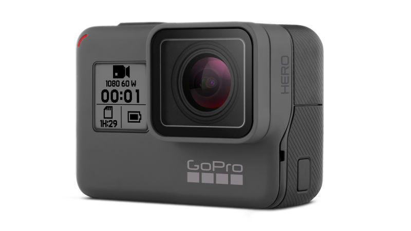 Illustration for article titled La nueva GoPro Hero es la cámara barata con la que la compañía intentará salvarse de la ruina