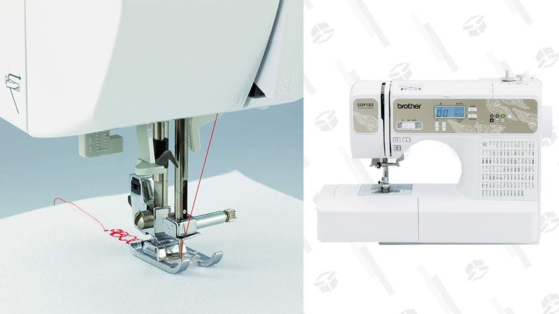 Refurbished Brother RSQ9185 Computerized Sewing and Quilting Machine | $100 | Amazon