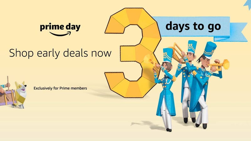 Amazon Just Unveiled Its Most Detailed Prime Day Preview Yet