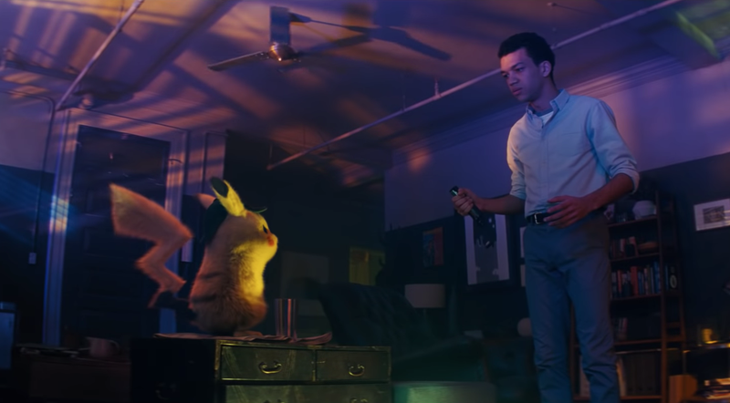Illustration for article titled Detective Pikachu Director Explains A Most Unexpected Easter Egg