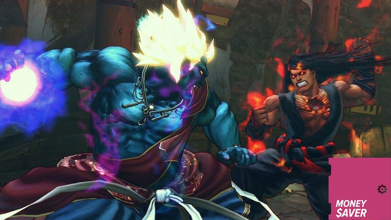 Illustration for article titled Moneysaver: Street Fighter IV Arcade Edition, Dragon's Dogma, iTunes