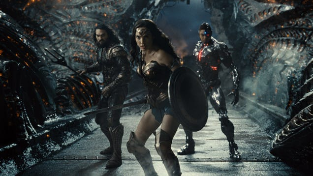 The Snyder Cut is a much longer Justice League, but not a better one