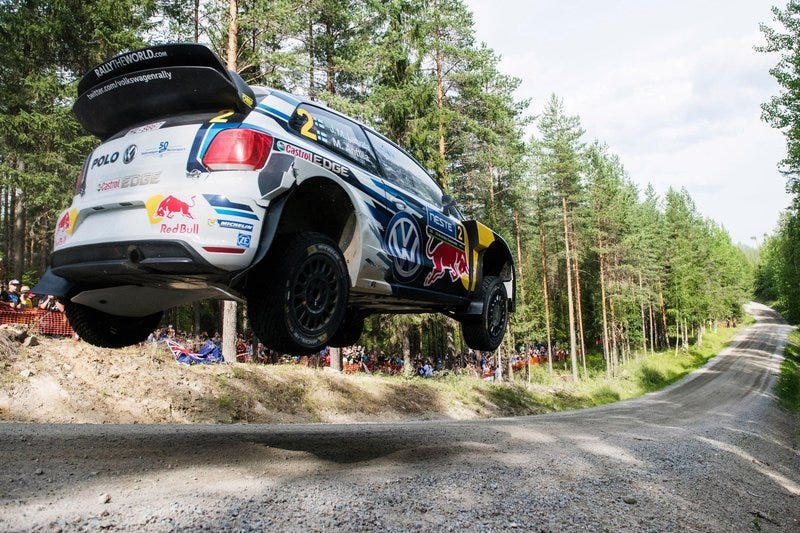 Rally Motor Credit >> The Incredible Jumps Drifts And Crashes Of The Fastest Rally