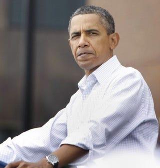 President Obama speaks in Detroit on Labor Day. (Getty)