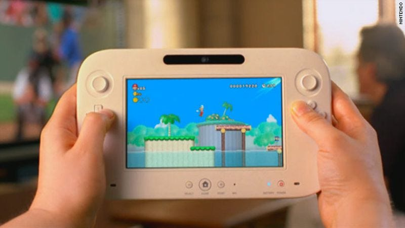 Illustration for article titled Meet Nintendo's Wii successor, the Wii U