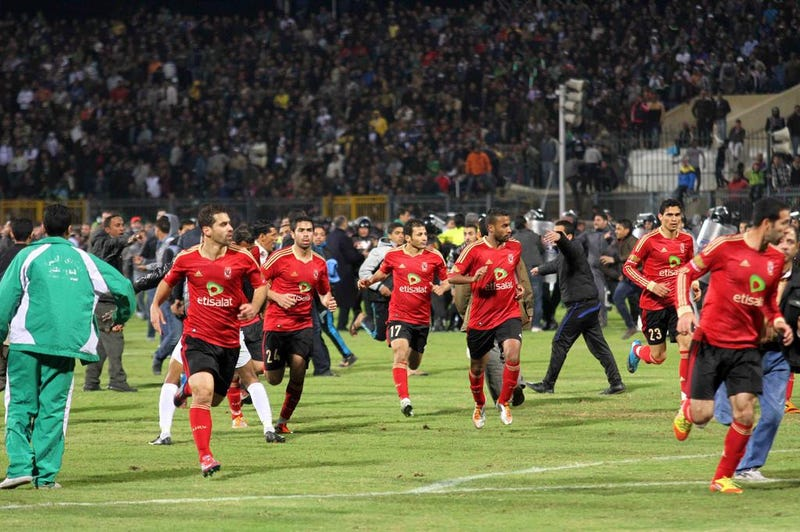 Illustration for article titled After Riot, Egyptian Soccer Will Resume—In Empty Stadiums
