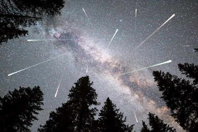How to View the Perseid Meteor Shower This Week