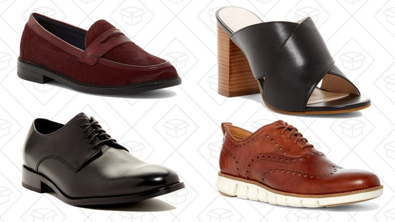 Cole Haan sale at Nordstrom Rack