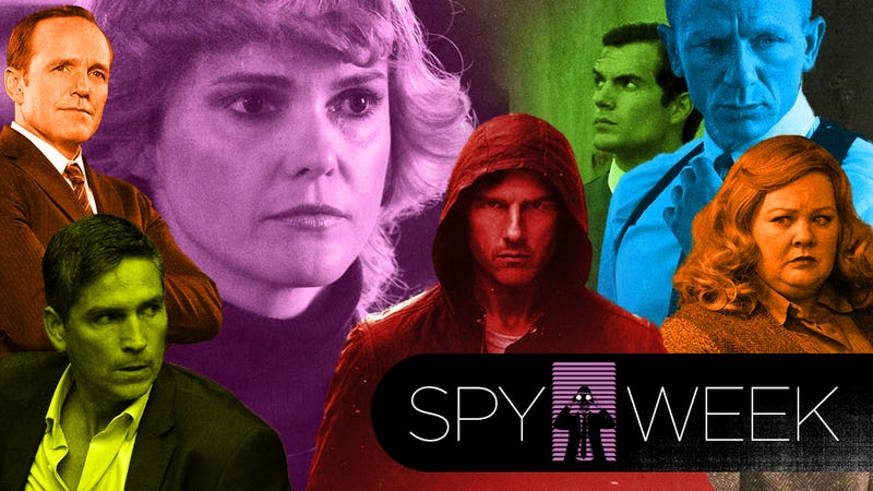 Illustration for article titled Why 2015 Is The Year Of The Spy
