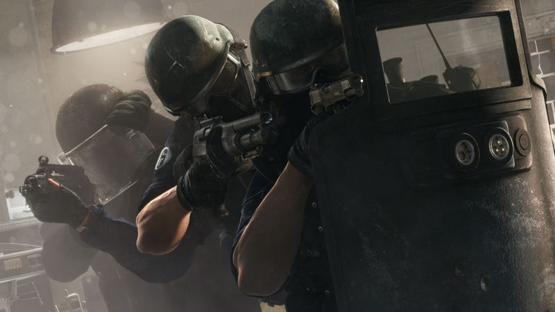 Illustration for article titled Why There Are No Respawns In The Next Rainbow Six