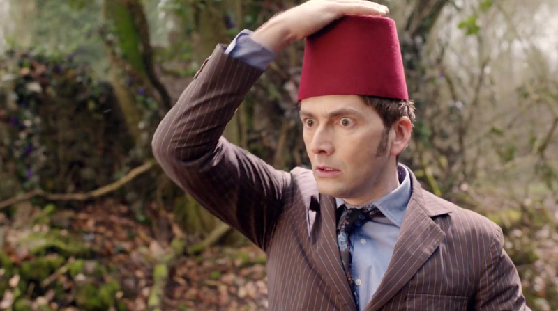 Illustration for article titled Hold On to Your Fez, Doctor Who: AMC Is Going to Run BBC America