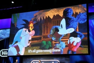 Illustration for article titled Epic Mickey Is Setting A New Direction For Mickey Mouse