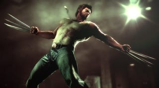 Illustration for article titled Wolverine Will High-Kick Your Face Off, In Origins Video Game