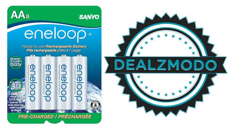 The Best AA Rechargeable Batteries, Xbox LIVE Gold, 1.5TB USB3 [Deals]