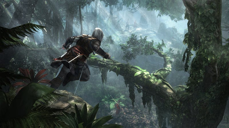 Illustration for article titled How You Can Make Assassin's Creed IV More Immersive