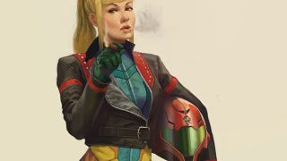 Illustration for article titled Samus, You Are One Tough Broad