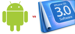 Illustration for article titled Android Versus iPhone 3.0: The Showdown