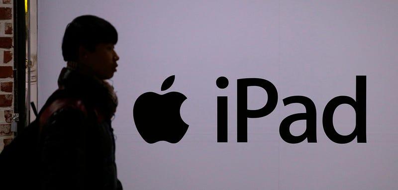 Illustration for article titled ¿Ha emprendido el iPad el mismo camino sin retorno que el iPod?