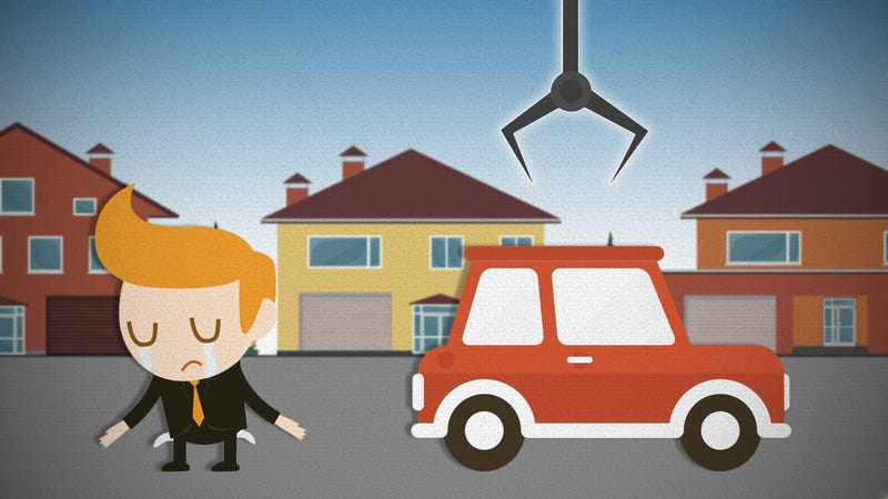 Illustration for article titled What to Do If You're Falling Behind on Car Loan Payments