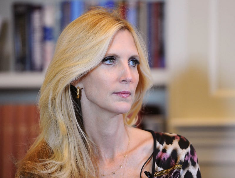 Illustration for article titled Ann Coulter Attacks Trump For Cowardly Backing Down From Full On Race War