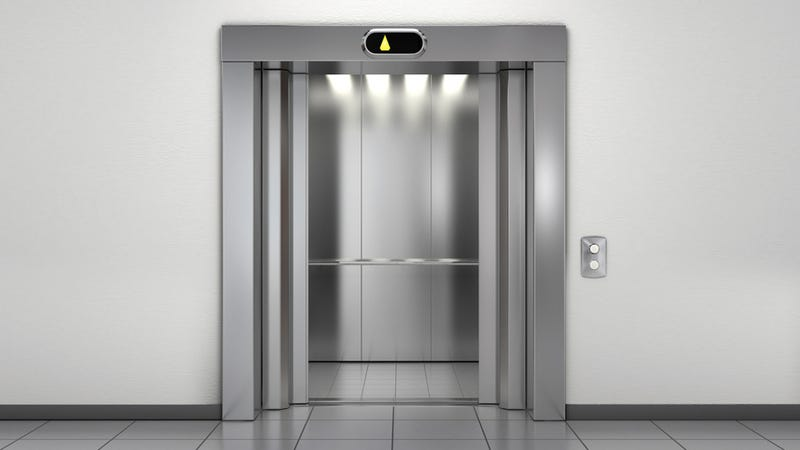 Illustration for article titled Microsoft's 'smart elevator' knows where you're going