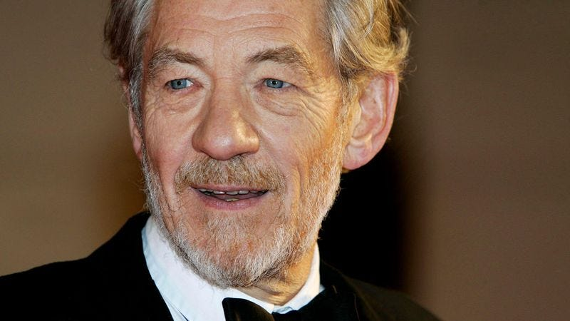 Illustration for article titled Scientists Working On Immortality Better Hurry Up Because Ian McKellen Is 73
