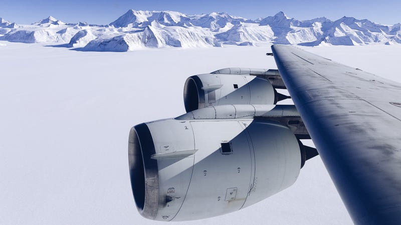 Illustration for article titled Norwegian recibe luz verde para volar desde Sudamérica hasta Asia atravesando la Antártida