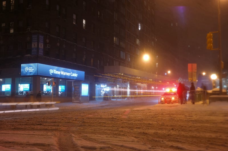 Illustration for article titled Snow Storm Janus: NYC Photos