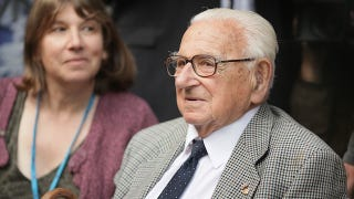 RIP Nicholas Winton, Who Saved Hundreds of Children from the Holocaust