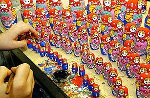 Illustration for article titled Endangered Species: The Matryoshka Crisis Deepens.