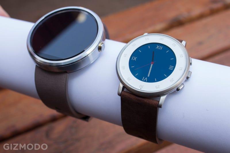 Probamos el Pebble Time Round: el smartwatch para los que no quieren un smartwatch