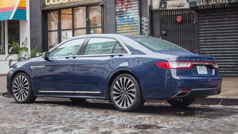 Here\'s What The Lincoln Continental Should Have Looked Like