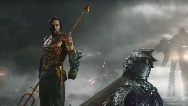 HBO Max is fishing up an animated Aquaman miniseries from James Wan