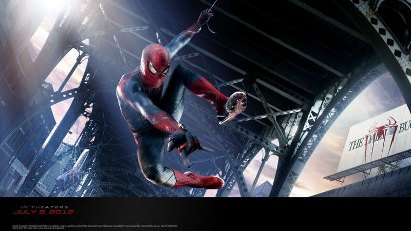 Illustration for article titled Amazing Spider-Man Desktop Wallpaper Gallery