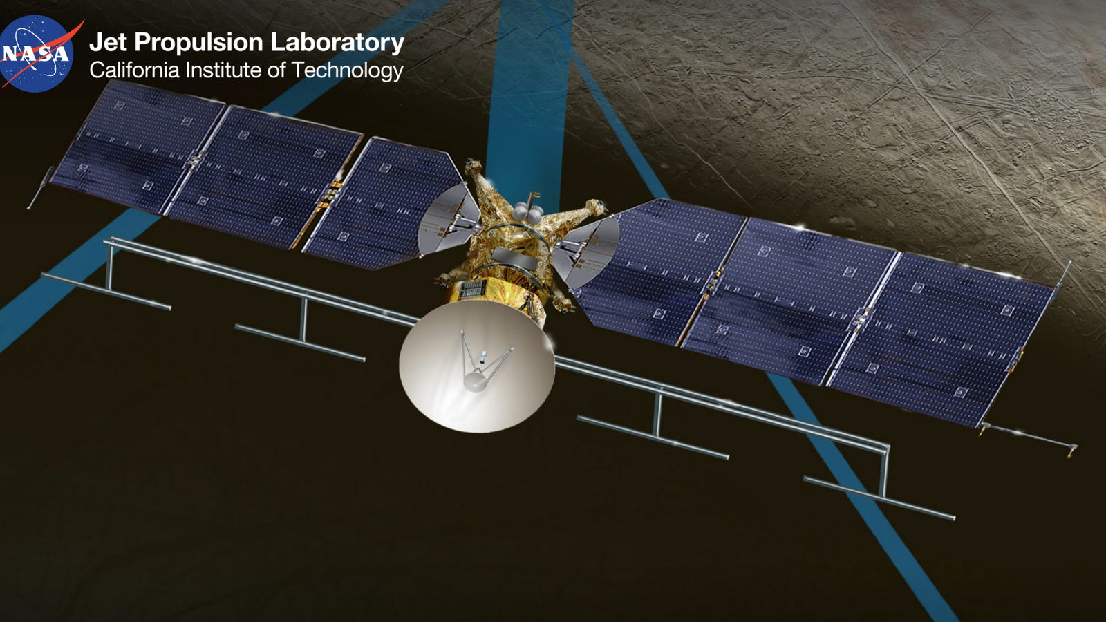 NASA May Soon Send This Spacecraft to Jupiter's Moon Europa