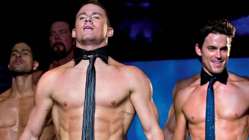 Illustration for article titled Channing Tatum needs your help to make the Magic Mike Live show sexy